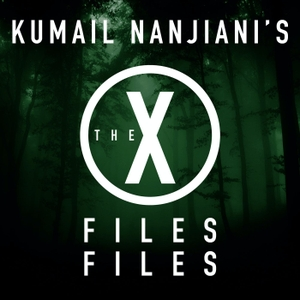 Kumail Nanjiani's The X-Files Files by Kumail Nanjiani