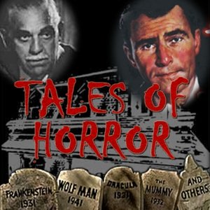Tales of Horror Podcast by Old Time Radio DVD