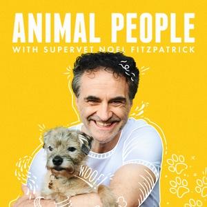 Animal People with Supervet Noel Fitzpatrick by Noel Fitzpatrick
