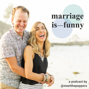 Marriage Is Funny by Gerard + Jessie Pepper