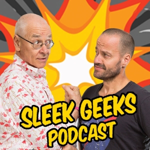 Sleek Geeks by Dr Karl Kruszelnicki and Adam Spencer