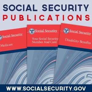 Social Security Publications by Social Security Administration