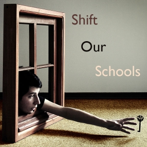 Shifting Our Schools Podcast by Jeff Utecht and David Carpenter