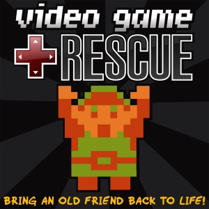 Video Game Rescue by Podcast | Blog | Game store
